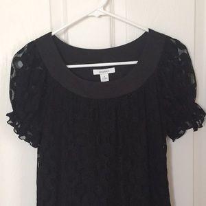 Lace / Little Black Dress